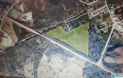 Ohatchee Residential Lots & Land For Sale: N Hwy 144