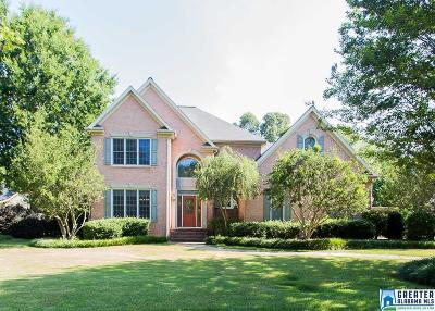 Anniston Single Family Home For Sale: 3 Old Ivy Pl