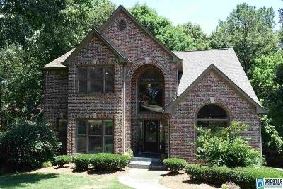 Trace Crossings Single Family Home For Sale: 5254 Overland Trc