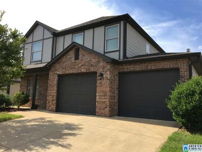 McCalla Single Family Home For Sale: 22890 Downing Park Cir