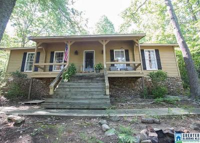 Anniston Single Family Home For Sale: 1524 Lakeshore Dr