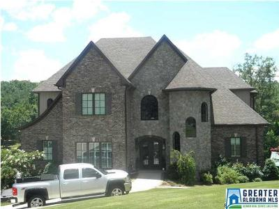 Chelsea Single Family Home For Sale: 161 Lakeland Ridge
