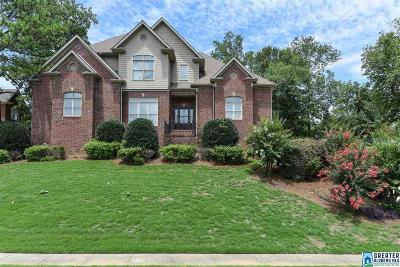 Hoover Single Family Home For Sale: 5196 Lake Crest Cir