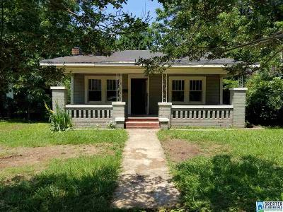 Birmingham, Homewood, Hoover, Irondale, Mountain Brook, Vestavia Hills Rental For Rent: 8714 2nd Ave