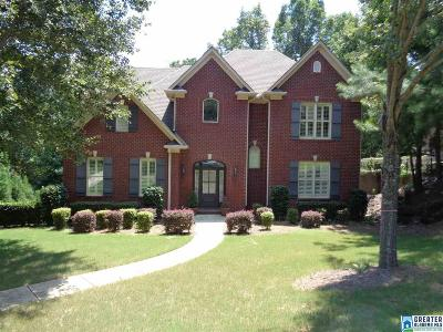 Hoover Single Family Home For Sale: 1354 Scout Trc