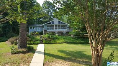 Talladega Single Family Home For Sale: 330 Dove Cove Rd