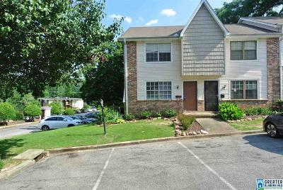 Vestavia Hills Condo/Townhouse For Sale: 2601 Southbury Cir #2601