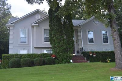 Alabaster Single Family Home For Sale: 624 Park Forest Ln