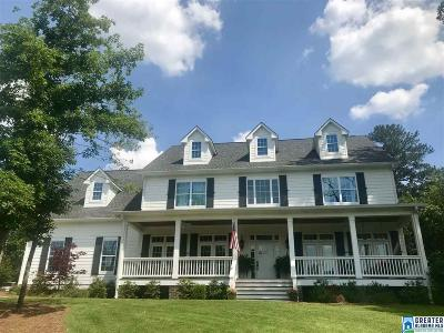 Helena Single Family Home For Sale: 1002 Camp Forrest Cir