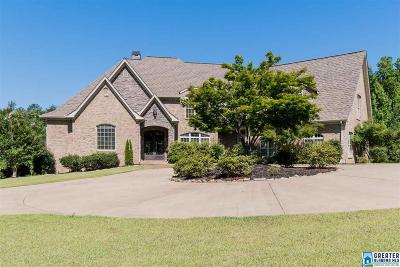 Alabaster Single Family Home For Sale: 231 Oakwood Dr