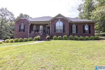 McCalla Single Family Home For Sale: 5400 Fletcher Rd