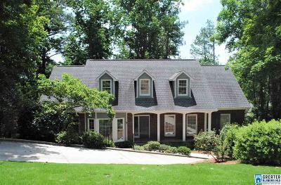 Vestavia Hills Single Family Home For Sale: 1220 Branchwater Ln