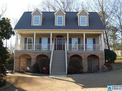 Hoover Single Family Home For Sale: 190 Redwood Ln