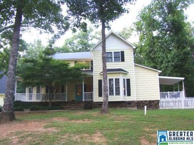 Jacksonville Single Family Home For Sale: 461 School Cutoff Rd