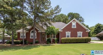 Jacksonville Single Family Home For Sale: 1006 Carrie Ct SW