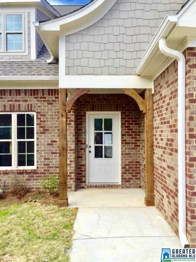 Hoover Single Family Home For Sale: 5215 Brookside Pass
