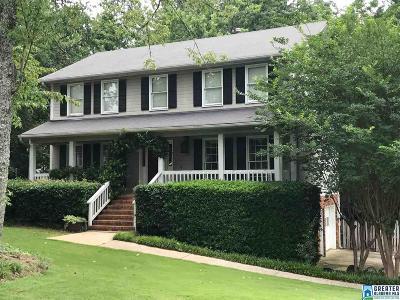 Vestavia Hills Single Family Home For Sale: 700 Twin Branch Cir