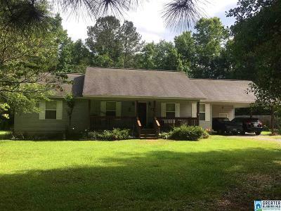 Talladega Single Family Home For Sale: 699 Naff Ave