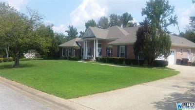 Adamsville Single Family Home For Sale: 3127 Hillcrest Trc