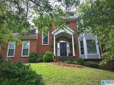 Hoover Single Family Home For Sale: 3015 Raven Cir