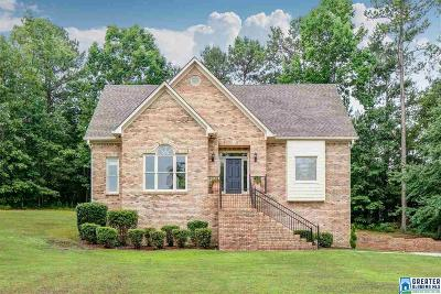 Trussville Single Family Home For Sale: 7507 Lake Vista Dr