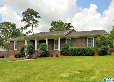 Vestavia Hills Single Family Home For Sale: 708 Kendall Dr