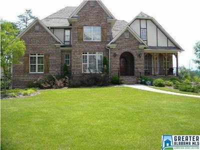 Trussville Single Family Home For Sale: 2025 Enclave Dr