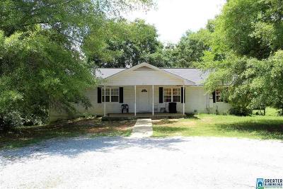 Jacksonville Single Family Home For Sale: 2315 Whites Gap Rd SE