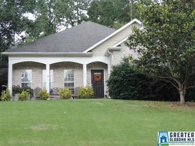 Alabaster Single Family Home Contingent: 125 Kentwood Terr