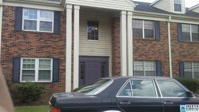 Homewood Condo/Townhouse For Sale: 1935 Shades Cliff Terr #C