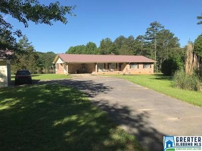 Clay County Single Family Home For Sale: 388 Lystra Rd