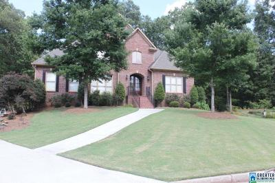 Hoover Single Family Home For Sale: 1409 Cove Park Cir