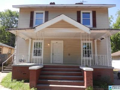 Birmingham, Homewood, Hoover, Irondale, Mountain Brook, Vestavia Hills Rental For Rent: 3827 40th Ave #A