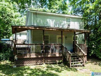 Birmingham AL Single Family Home For Sale: $49,900