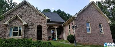 Hoover Single Family Home For Sale: 1050 Highland Dr