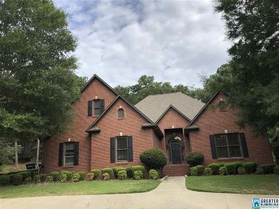 Birmingham Single Family Home For Sale: 3008 Brook Highland Dr