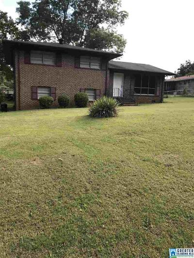 Adamsville Single Family Home For Sale: 3314 Wentwood Cir