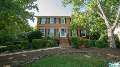Hoover Single Family Home For Sale: 2309 Altadena Crest Dr