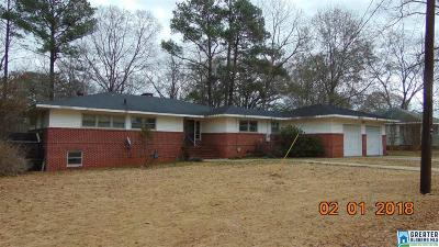 Single Family Home For Sale: 404 Lakeview Heights