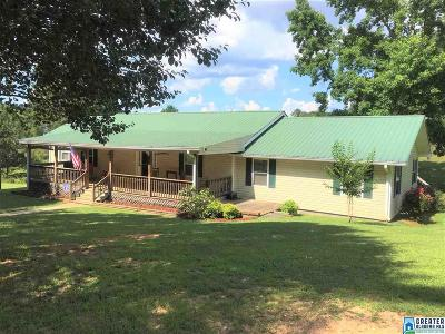 Heflin Single Family Home For Sale: 289 Co Rd 445