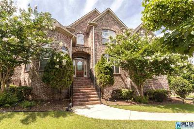 Helena Single Family Home For Sale: 8509 Shady Trl