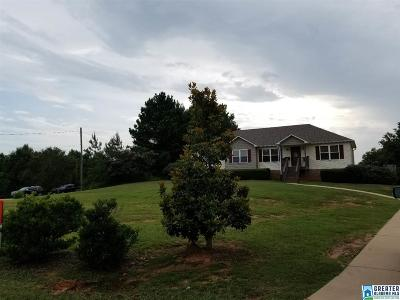 McCalla Single Family Home For Sale: 12714 Charles Taylor Rd