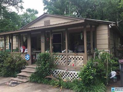 Fultondale, Gardendale Single Family Home For Sale: 708 Woods Rd