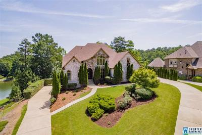 Trace Crossings Single Family Home For Sale: 5642 Lake Trace Dr