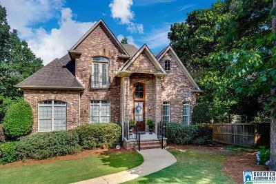 Hoover Single Family Home For Sale: 1213 Grand Oaks Cove