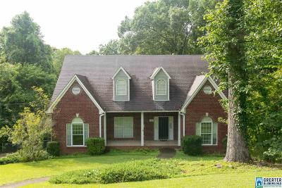Birmingham Single Family Home For Sale: 6260 Red Hollow Rd