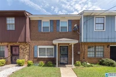 Birmingham AL Condo/Townhouse For Sale: $59,900