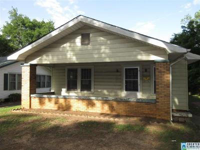 Birmingham Single Family Home For Sale: 5309 Ave Q