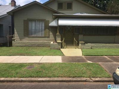 Birmingham Single Family Home For Sale: 2504 17th St
