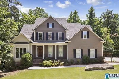Trussville Single Family Home For Sale: 231 Skyline Dr